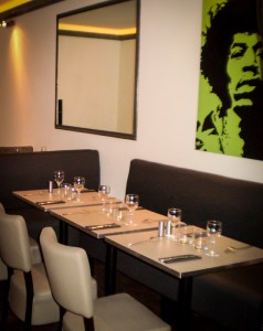 le five corner - salle restaurant