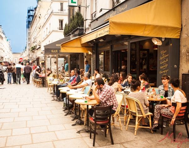 La Mère Denis - Restaurant