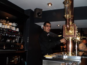 French Beer Factory - Barman