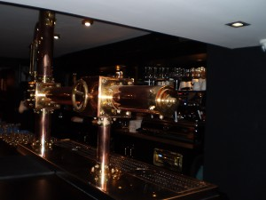 French Beer Factory - bar