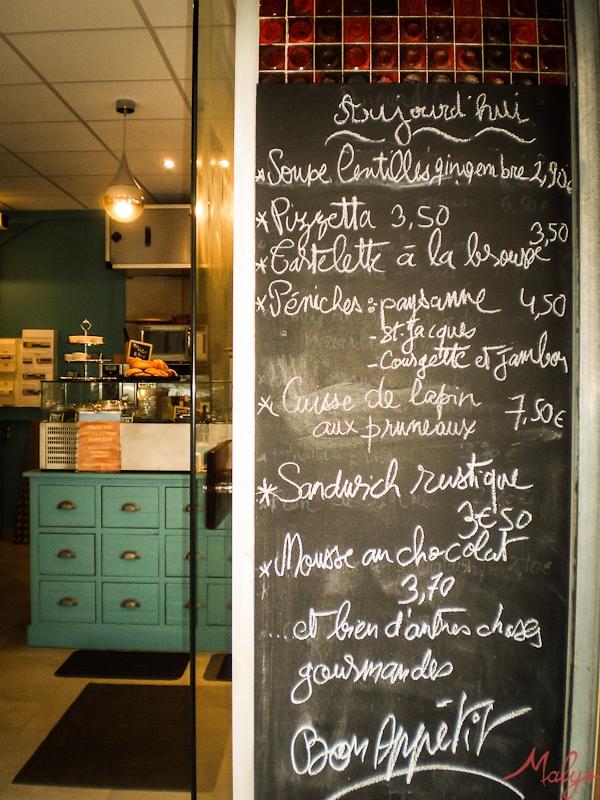 Olive en Seine - Ardoise