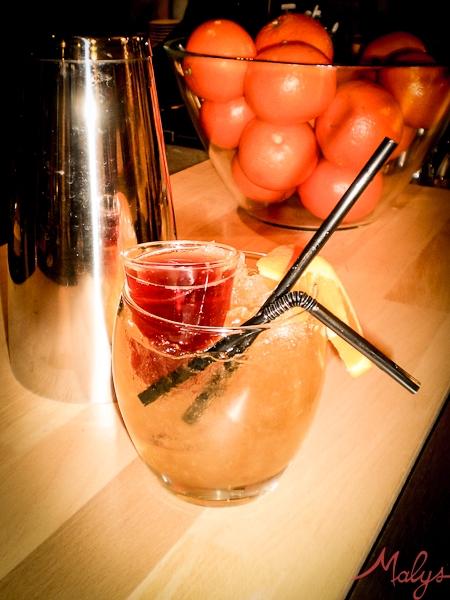 La Table du Loup - Cocktail