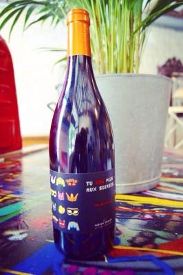 bouteille de vin le more