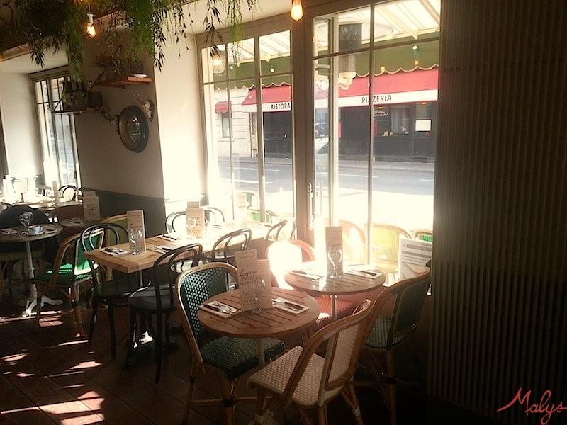 restaurant café eugène