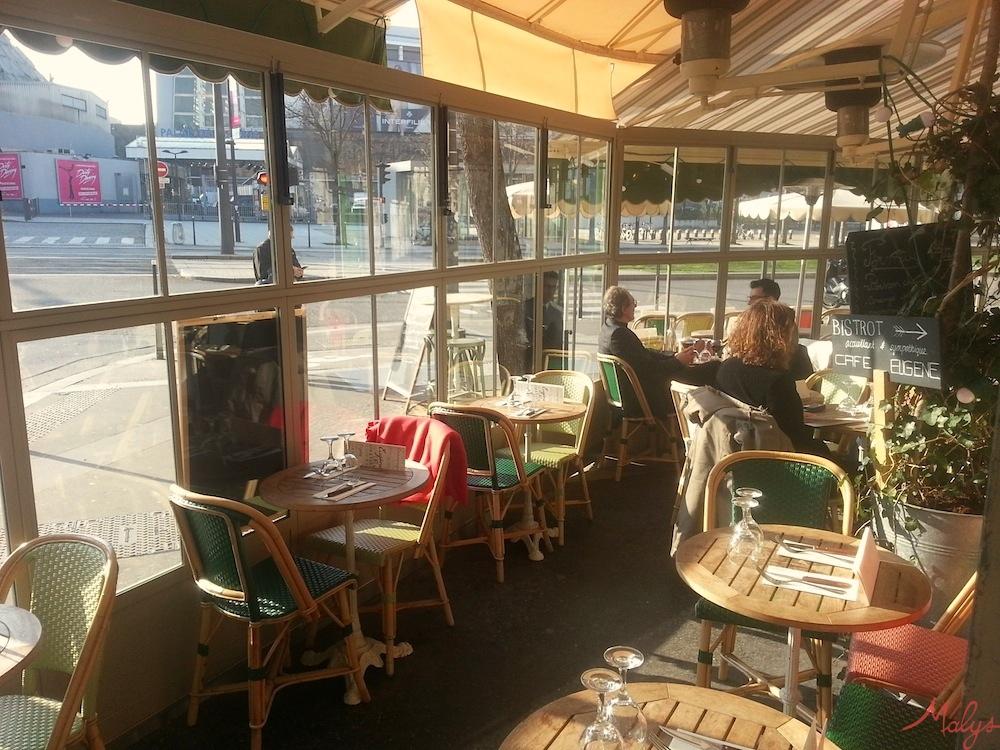terrasse chauffée café eugène